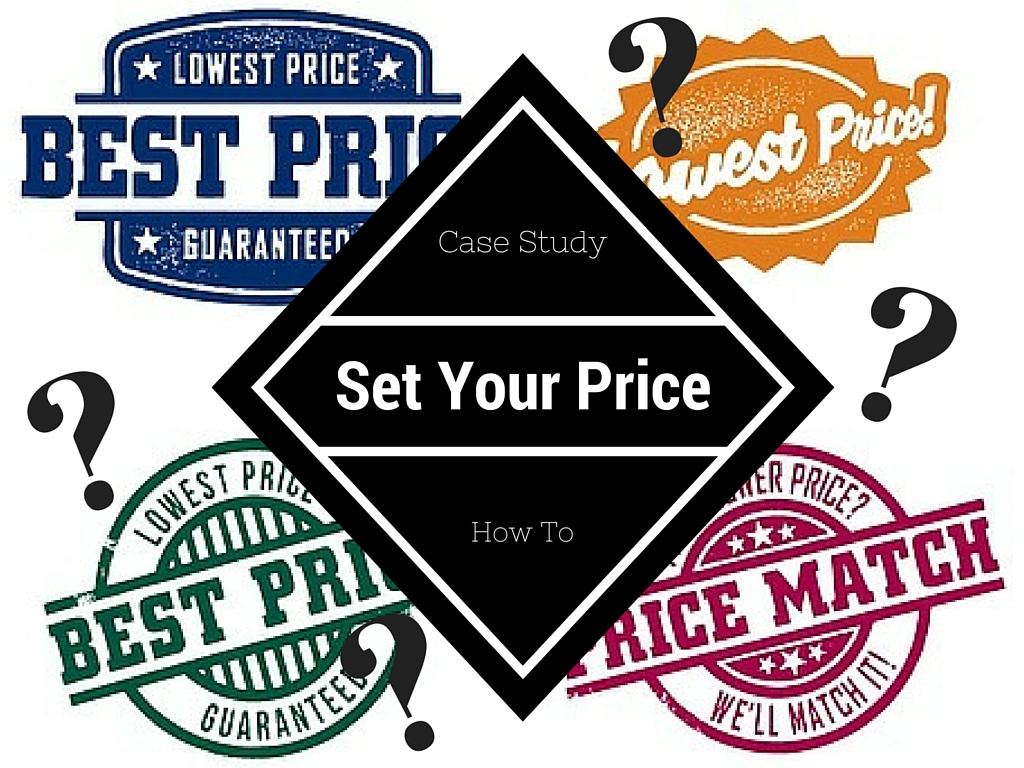 Set Your Price