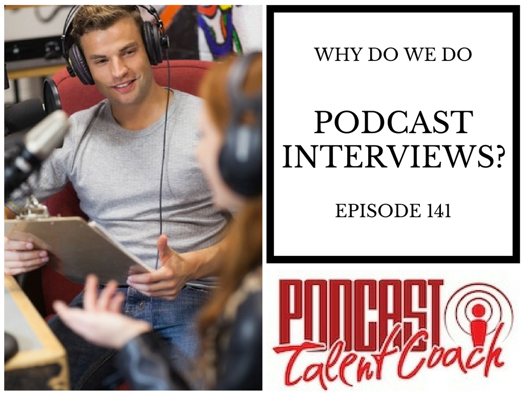 Why Podcast Interview
