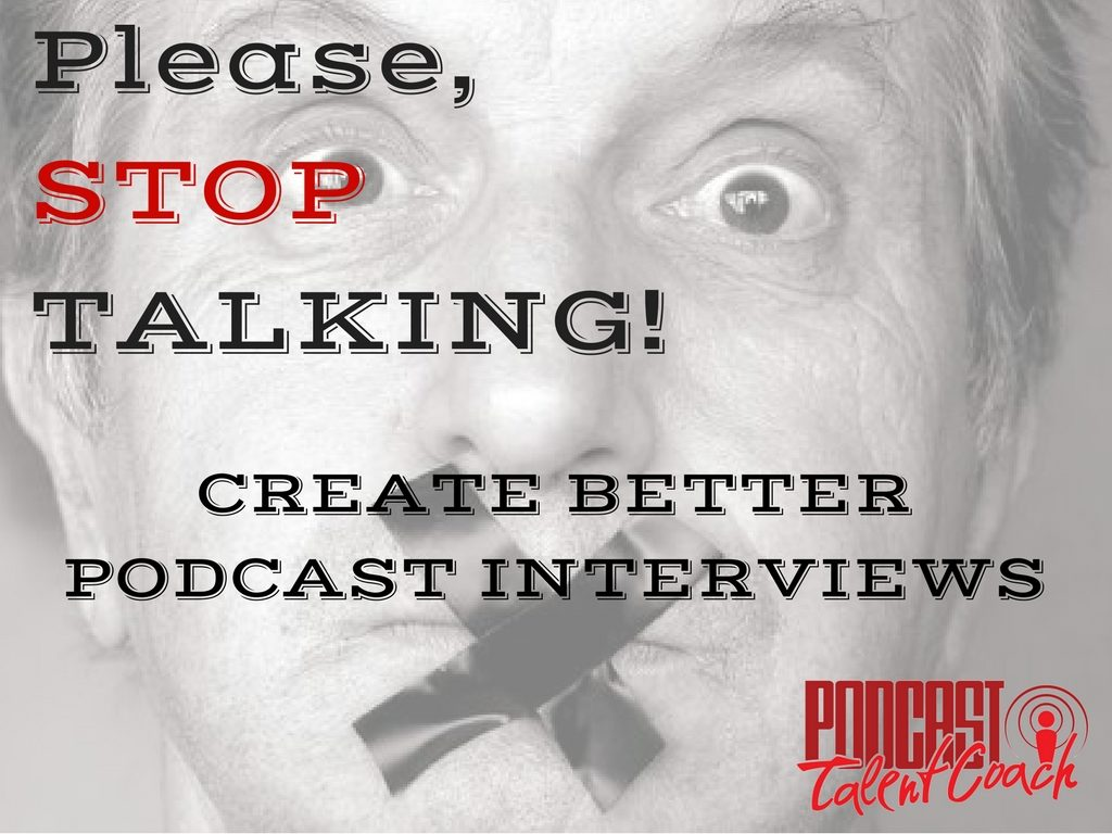 Start listening to your guest