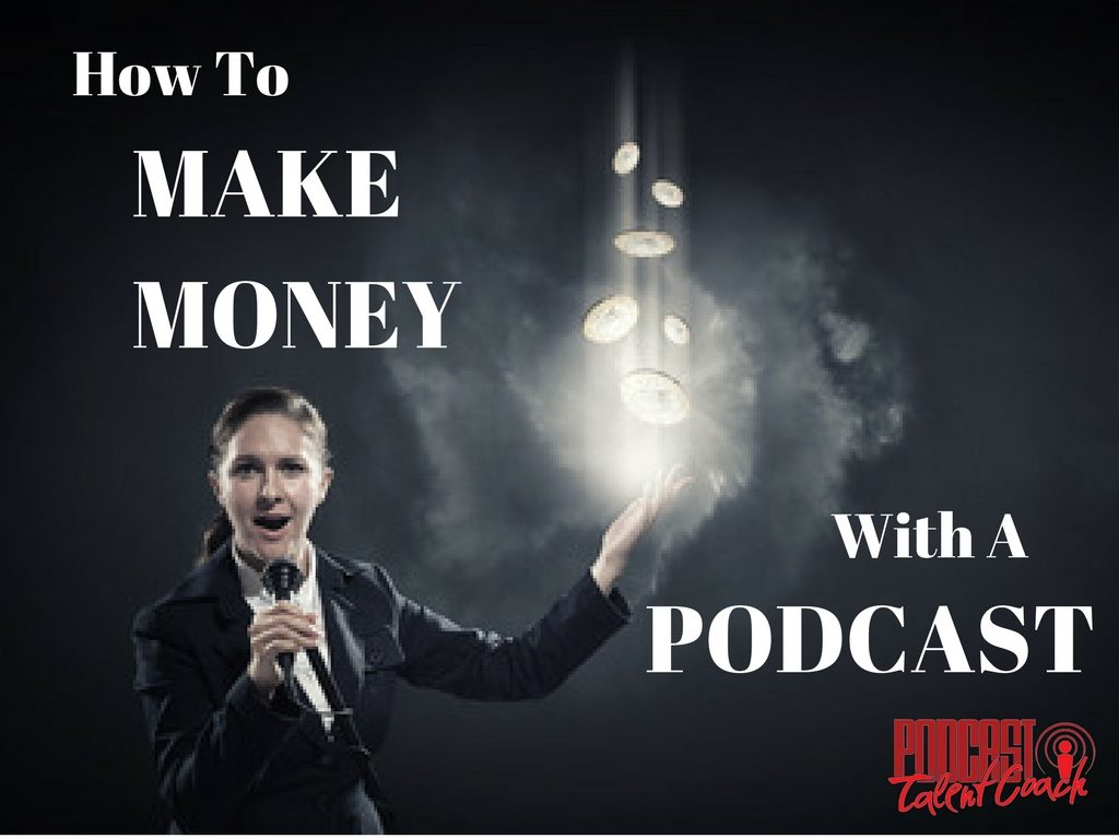 8 business models to make money with a podcast