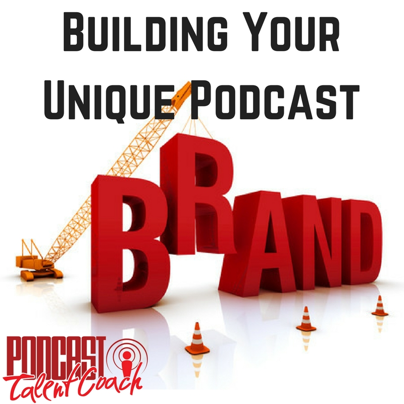 Unique Podcast Brand